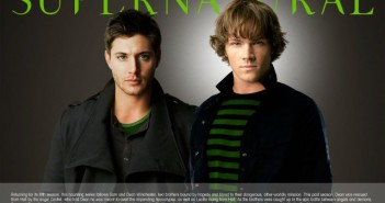 Supernatural poster promotionnel